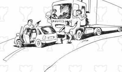 robo camion